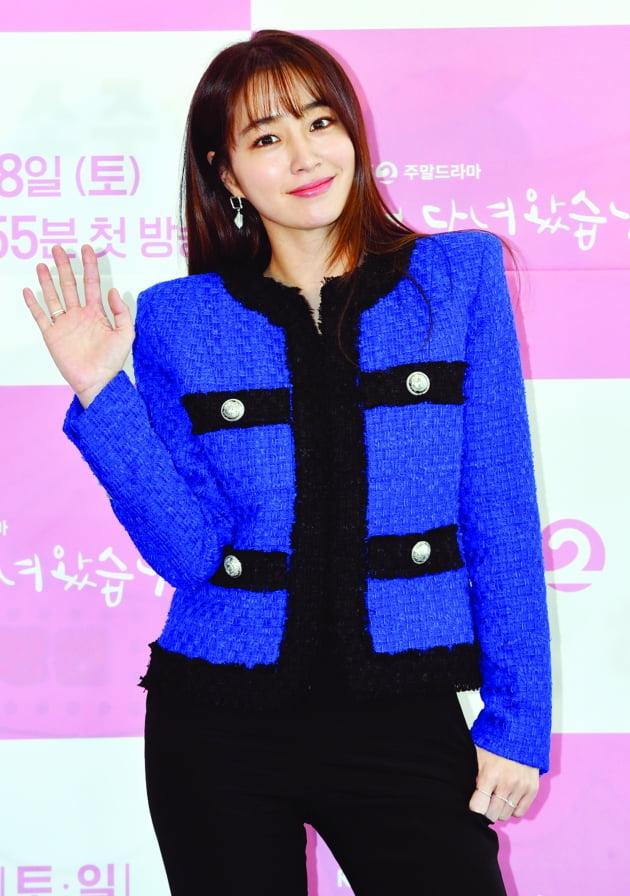 '한 번 다녀왔습니다' 배우 이민정/ 사진=KBS2 제공