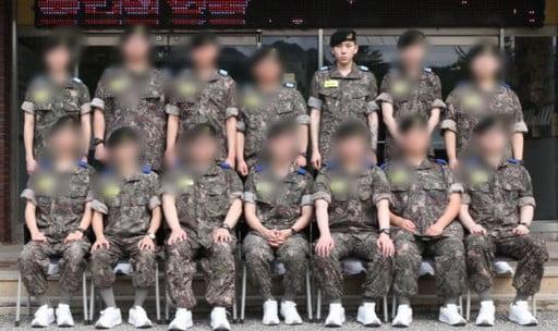 가수 지코 군대 사진 / 사진제공=논산훈련소