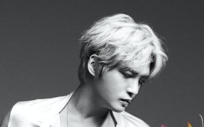 김재중, 日 앨범 수익금 현지 의료진에 기부