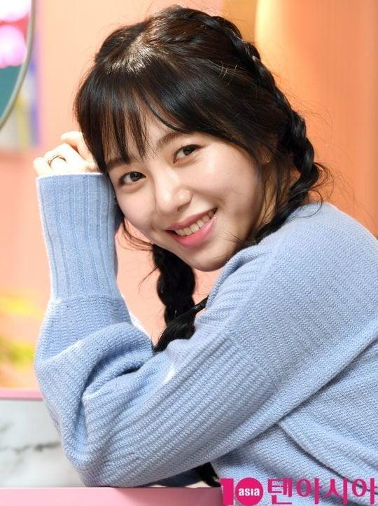 그룹 AOA 출신 배우 권민아. /텐아시아DB