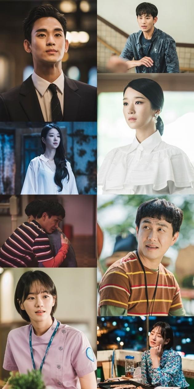 '사이코지만 괜찮아' 미공개 컷/ 사진=tvN 제공