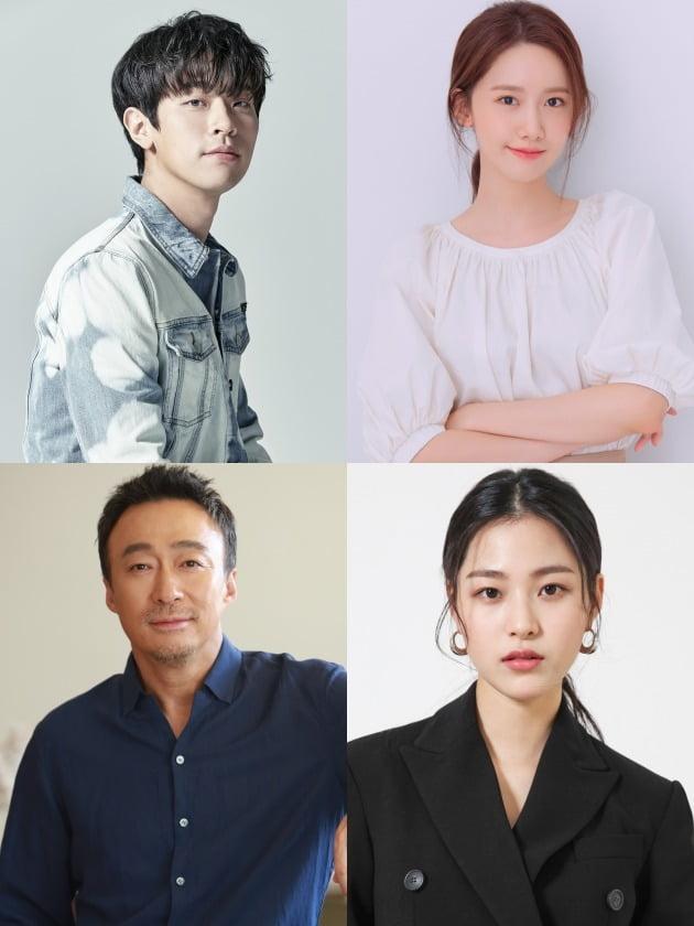 배우 박정민, 임윤아, 이성민, 이수경이 영화 '기적'에 캐스팅됐다. / 사진제공=롯데엔터테인먼트