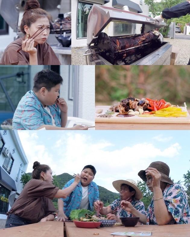 '편스토랑' 오윤아 / 사진제공=KBS