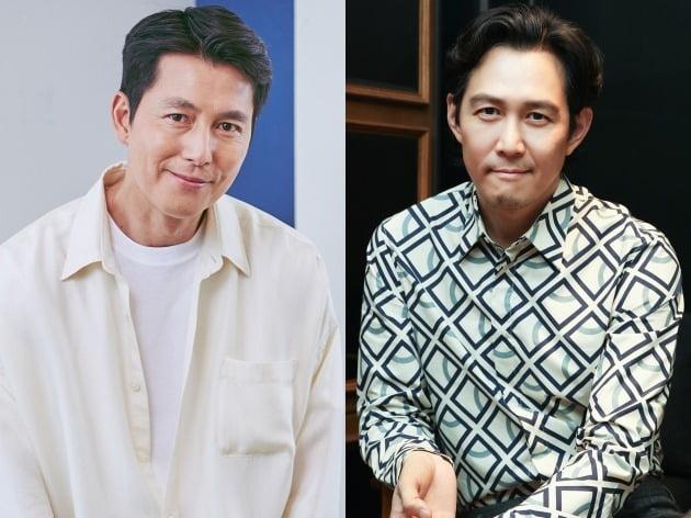 배우 정우성(왼쪽)과 이정재 / 사진제공=롯데엔터테인먼트, CJ엔터테인먼트