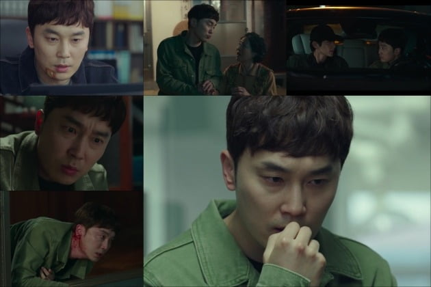 tvN 수목드라마 '악의 꽃' 방송화면. /사진제공=tvN