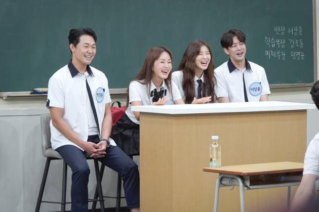 '아는 형님' 박성웅 엄정화 이선빈 이상윤 / 사진 = JTBC 제공