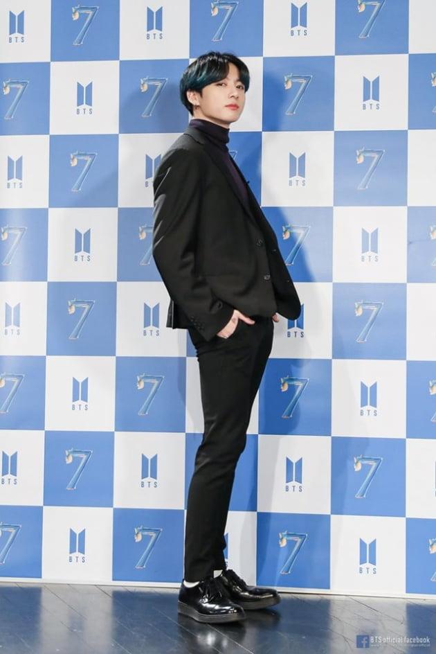 그룹 방탄소년단의 정국 / 사진제공=방탄소년단 공식 페이스북