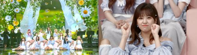 '불후의 명곡' 아이즈원./ 사진제공=KBS