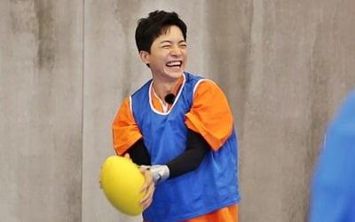"""김영민 """"나는 말 잘 듣는 남편""""<br>"""