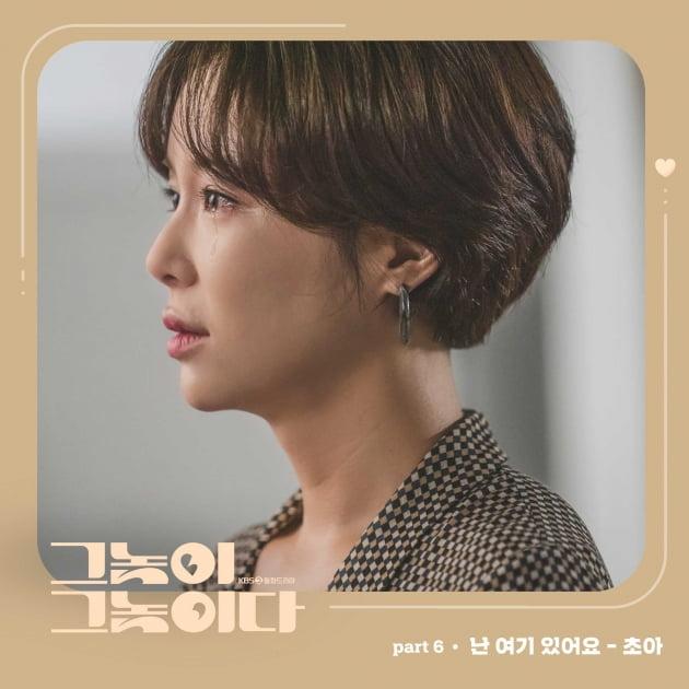 '그놈이 그놈이다' OST 앨범자켓/ 사진=모스트콘텐츠 제공