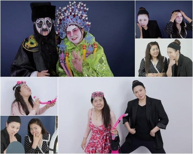 '아내의 맛' 중국 마마와 씬님의 컬래버레이션이 성사됐다. / 사진제공=TV조선