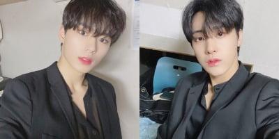 용하X준서, 위아이 합류…김요한·김동한과 새 출발