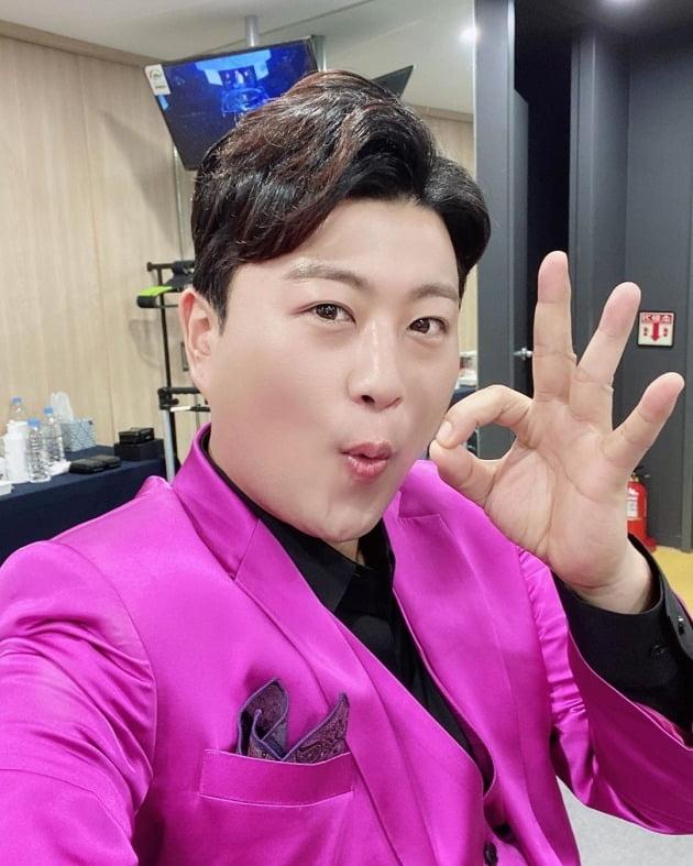 사진= 김호중 인스타그램