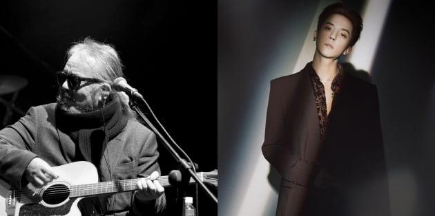 가수 전인권(왼쪽)과 송민호/ 사진=JTBC 제공