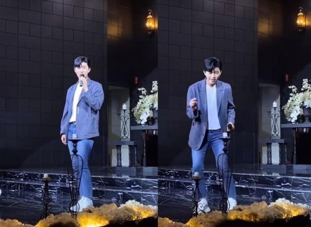 [스타탐구생활] '감성장인' 임영웅, '이 시대의 진정한 히어로' (TEN컷)