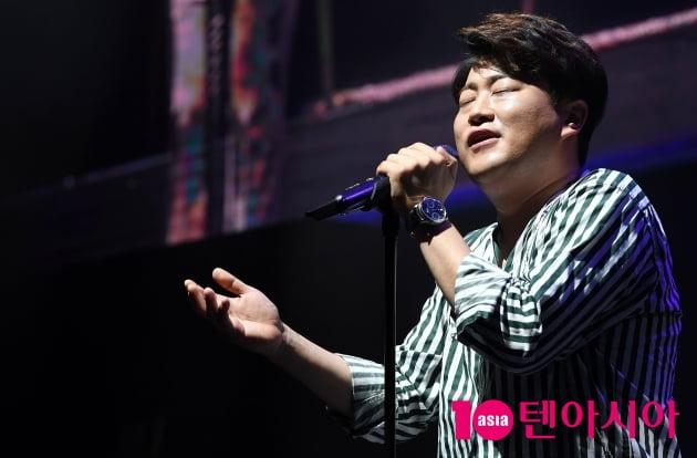 [타임머신] 김호중 '입대를 앞두고 돌아본 트바로티 이야기' (TEN컷)
