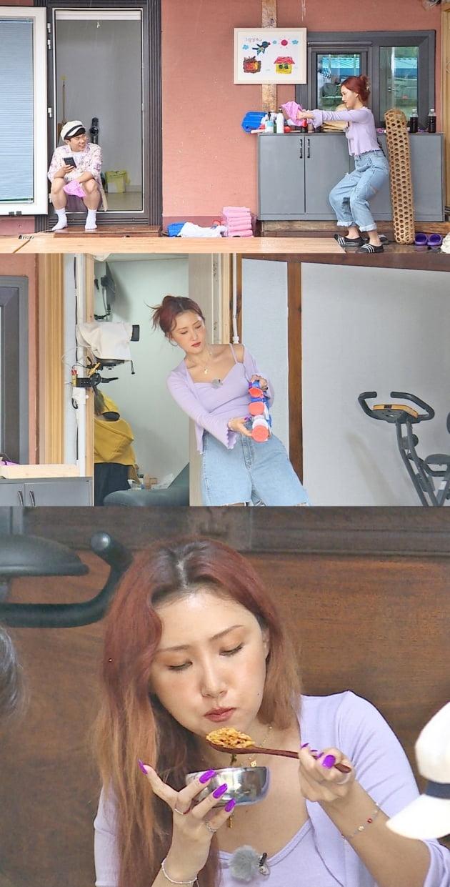 '텔레그나' 화사 / 사진 = SBS 제공
