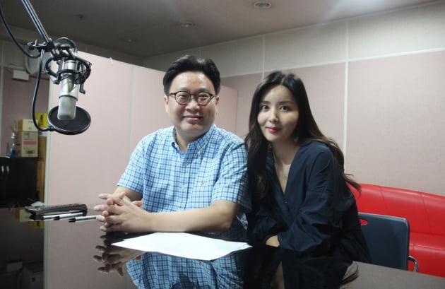 서경덕 교수, 박솔미/사진=서경덕 교수 제공