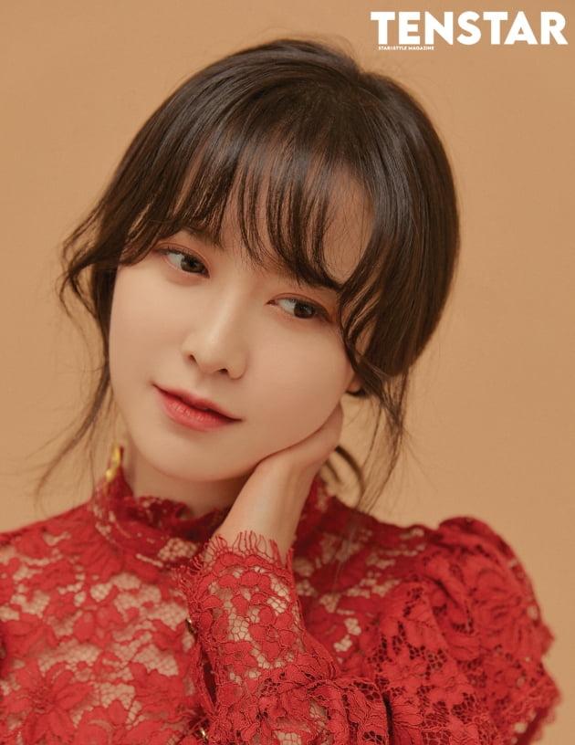 배우 구혜선 화보./ 사진제공=텐스타