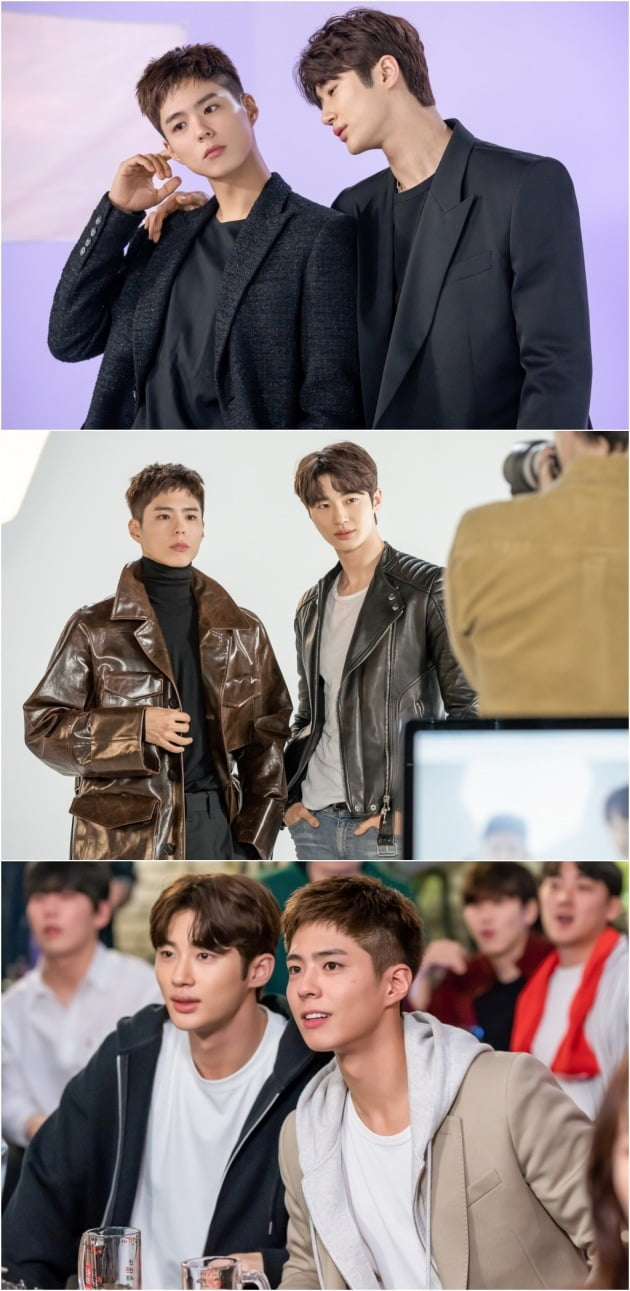 '청춘기록' 박보검, 변우석이 브로케미를 선보이다. / 사진제공=tvN