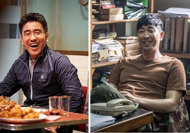 류승룡 왕췐웬 / 사진 = CJ엔터테인먼트 제공