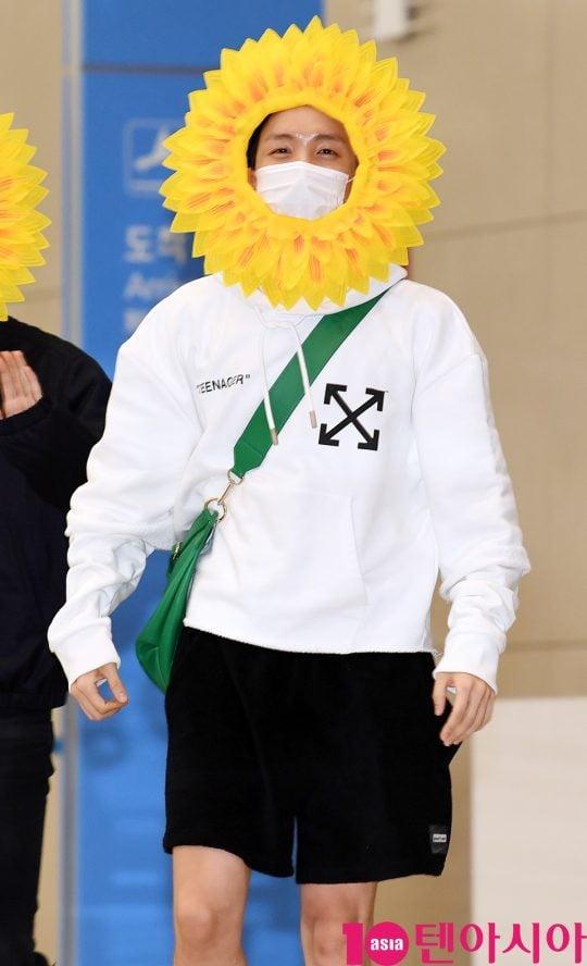방탄소년단 제이홉 '꽃이 피었습니다'