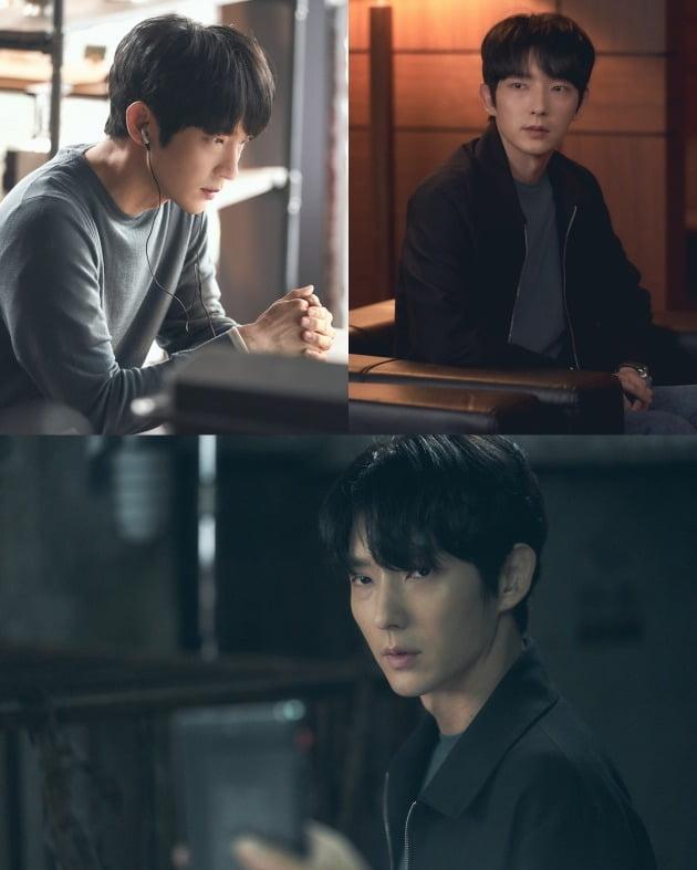 '악의 꽃' 이준기./사진제공=tvN