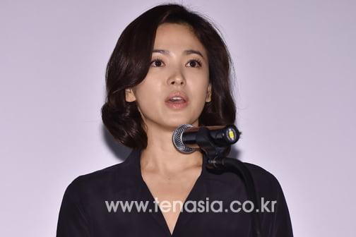 [스타탐구생활] '365일 미모 유지중' 송혜교, 40세 맞아? (TEN컷)