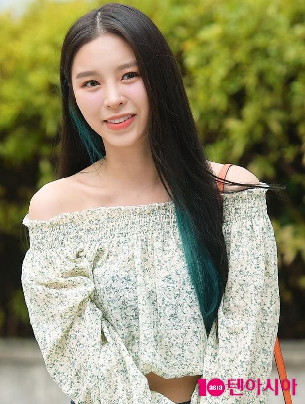 [TEN 포토] CLC 엘키, '천사의 미소'