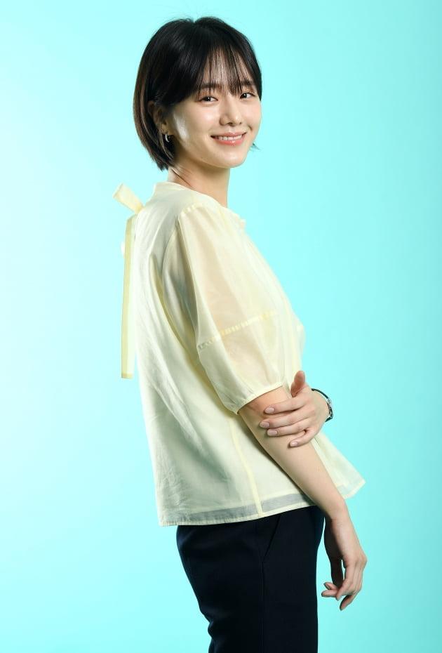 박규영은 따뜻하면서도 사랑을 많이 줄 수 있는 사람이 이상형이라고 했다. /조준원 기자 wizard333@