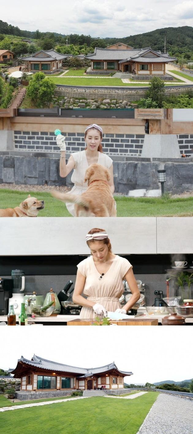 한다감이 '편스토랑'에 출연한다. / 사진제공=KBS