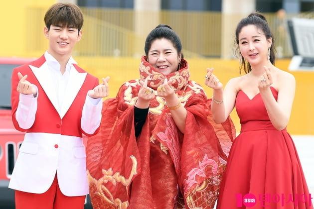 [스타탐구생활] '사랑한다면 이들처럼' 함소원♥진화, '닮고싶은 부부' (TEN컷)