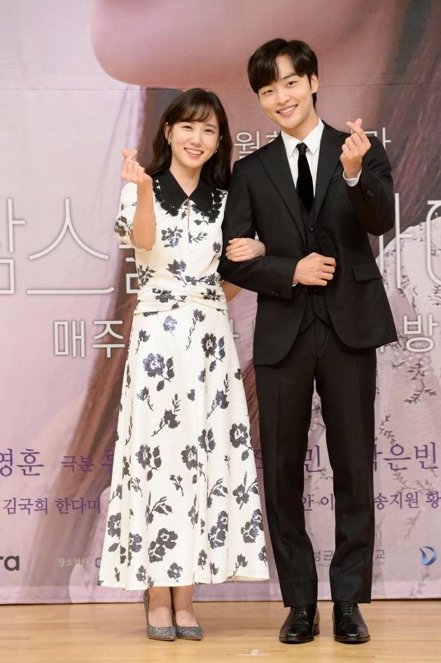 배우 박은빈(왼쪽), 김민재/ 사진=SBS 제공