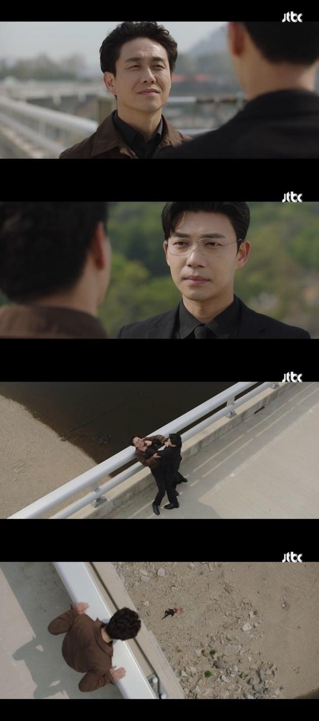 사진= JTBC '모범형사' 방송 화면 캡처.
