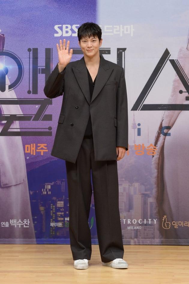 '앨리스' 출연 배우 주원/ 사진=SBS 제공