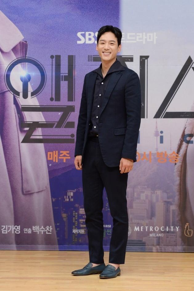 '앨리스' 출연 배우 곽시양/ 사진=SBS 제공