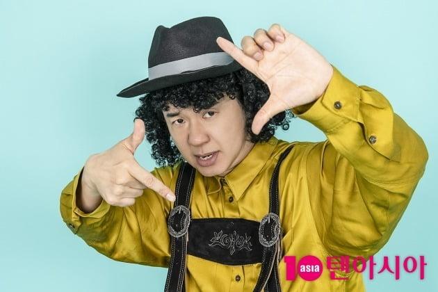 박성호가 요들과 트로트를 접목한 장르의 '헤이리 처녀'를 발매했다. / 이승현 기자 lsh87@