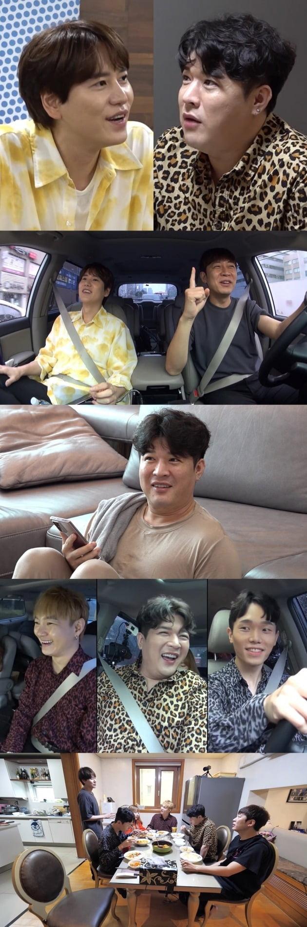 '전지적 참견 시점' 규현, 신동이 분량 쟁취전을 벌인다. / 사진제공=MBC