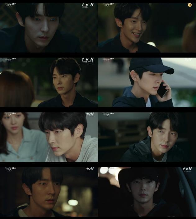 '악의 꽃' 이준기/사진=tvN '악의 꽃' 영상 캡처