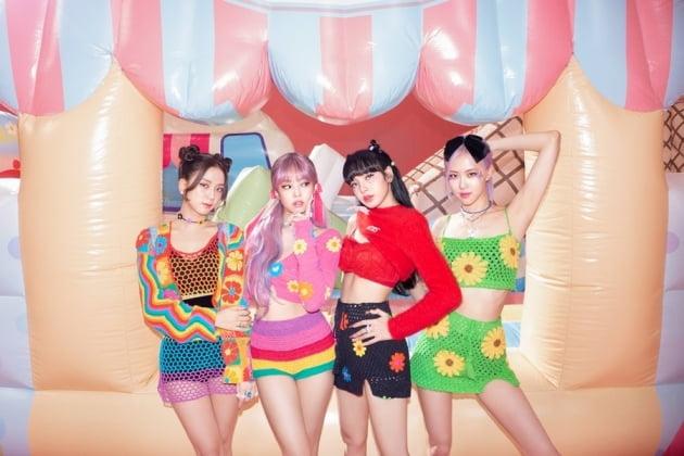 걸그룹 블랙핑크 '아이스크림' = YG엔터테인먼트 제공
