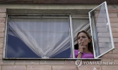 넉 달 넘게 집에 갇힌 콜롬비아인들…불안·우울 호소