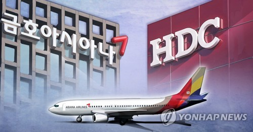 '아시아나항공 운명의 날'…이동걸-정몽규 오늘 마지막 담판