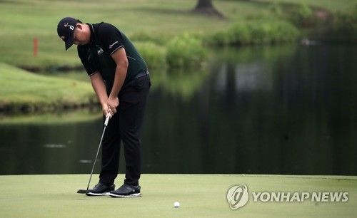 안병훈, 월드골프챔피언십 사상 최초로 한국인 우승 도전