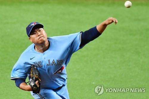 류현진, CBS 스포츠 '시즌 반환점 MLB 올스타'에 선정