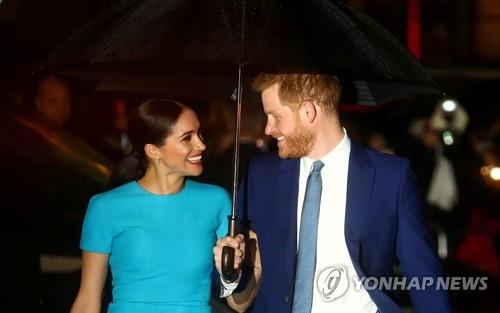 영국 해리 왕자 부부, 미국 샌타바버라 새집으로 이사