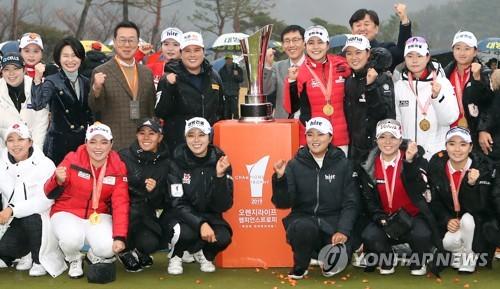 박인비 인비테이셔널 골프대회, 7일 경주에서 개막