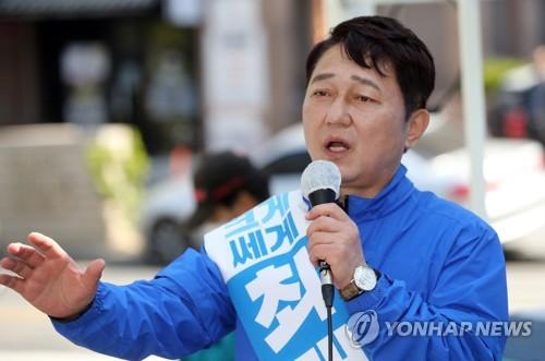 최재성, 총학생회장→명대변인→'新文'  전략통
