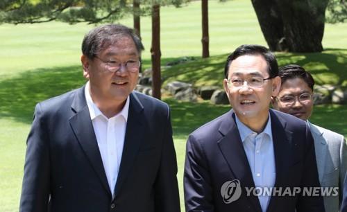 취임 100일 김태년·주호영…'협치''돌파' 각각의 과제