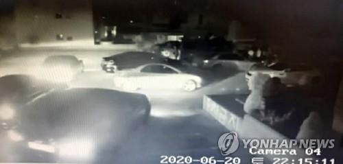 야밤에 도심 한가운데서 37 vs 26 난투극…고려인 무더기 검거(종합)