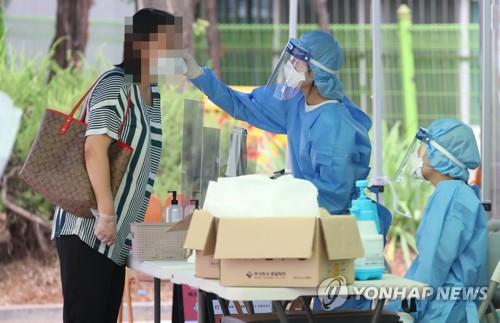서울 요양병원 간병인 확진…환자·의료진 전수검사(종합)